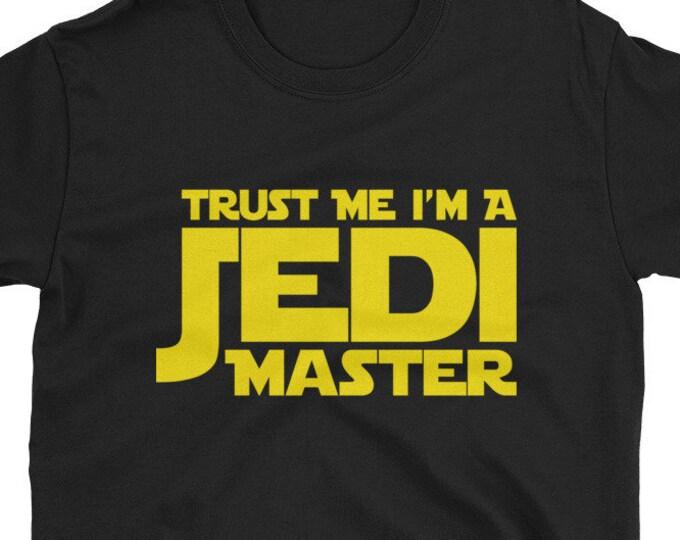 Jedi Master - star wars funny t-shirt