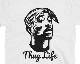 2Pac Thug Life t-shirt
