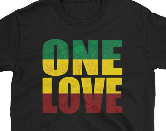 One Love Rasta T-Shirt