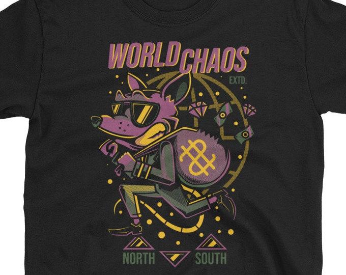 World Chaos T-shirt