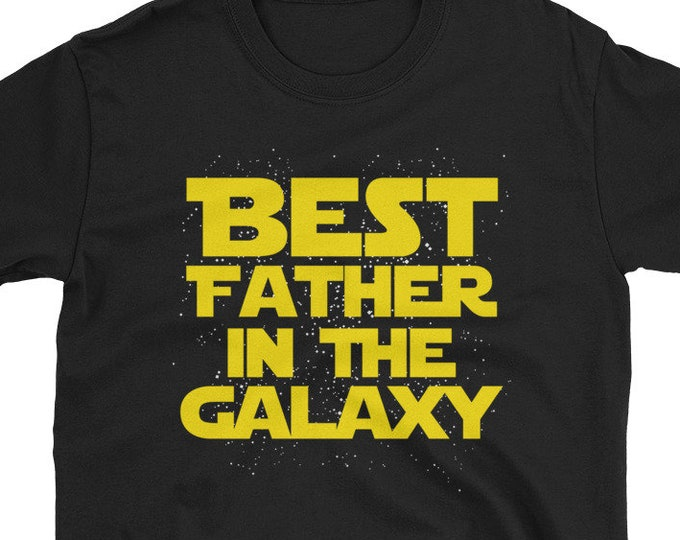 Best Father In The Galaxy T-Shirt