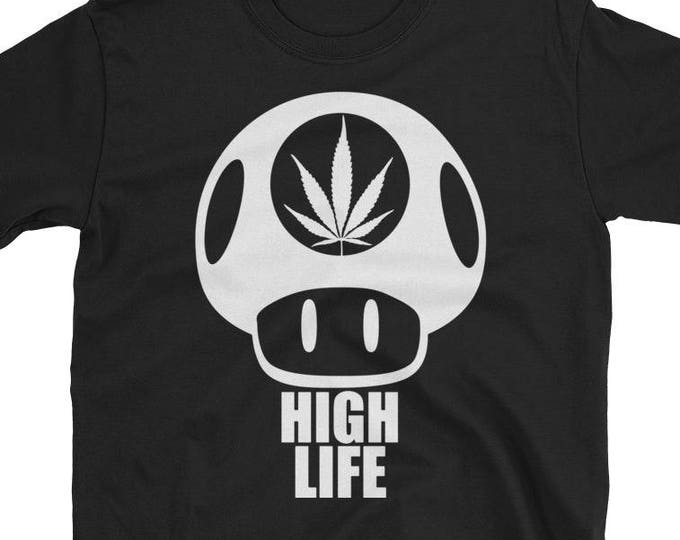 High Life Mushroom T-Shirt