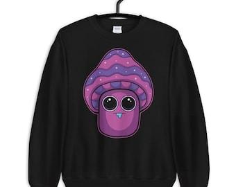 Trippy Mushroom unisex sweatshirt
