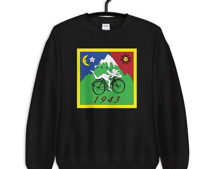 Hofmann Bicycle LSD Trip - Unisex Sweatshirt