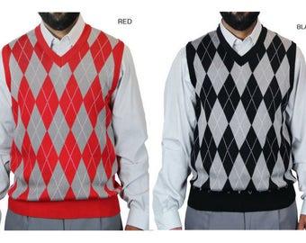 84c82765f Argyle sweater