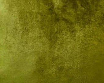Olive Green Velvet Curtains Luxury Handmade Designer Drape Window Curtain Drapery Fabric Home Decor