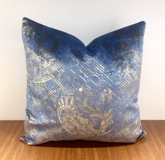 Wondrous Luxury Blue Velvet Throw Pillows Blue Pillows Velvet Pillow Cover Decorative Pillow Velvet Case Cushions Blue Velvet Pillow Covers Theyellowbook Wood Chair Design Ideas Theyellowbookinfo