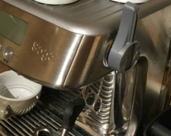 Lever knob for steam and hot water switch on the Breville/Sage Barista Pro BES878 (ship WITH TRACKING NUMBER)