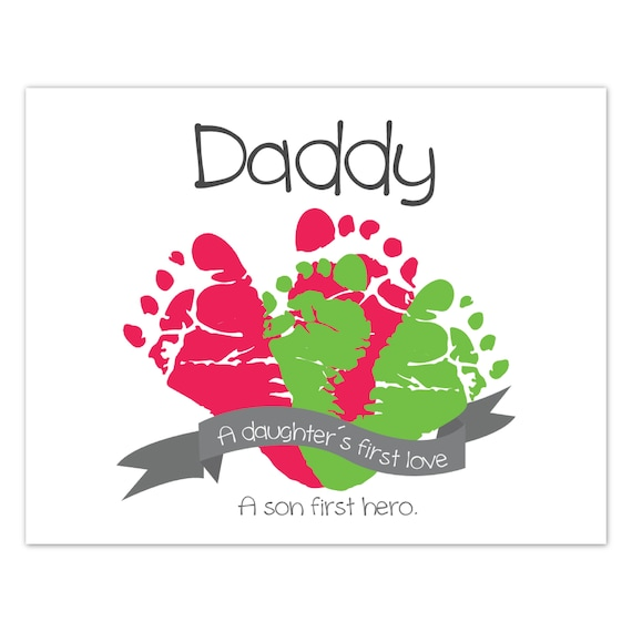 Father Birthday Gift Fathers Day Gift From Baby Girl Gifts Etsy