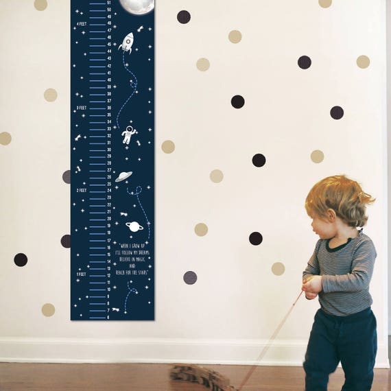Children Growth Chart Baby Growth Chart Kids Height Chart Etsy