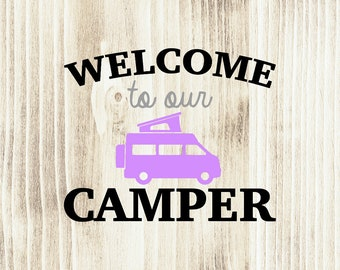Pop up camper van | Etsy