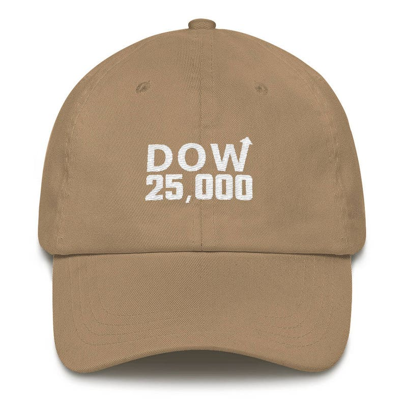 a41d95c5f76 Dow 25000 Hat Dad hat