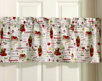 Vintage, Chef Kitchen,Country,Country Kitchen valances,Rustic kitchen curtains, Kitchen Valance,Kitchen Curtains, Shabby Chic Kitchen