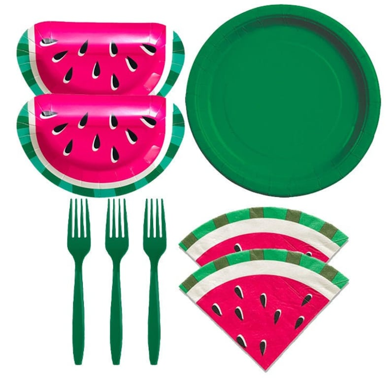 Watermelon Party Kit