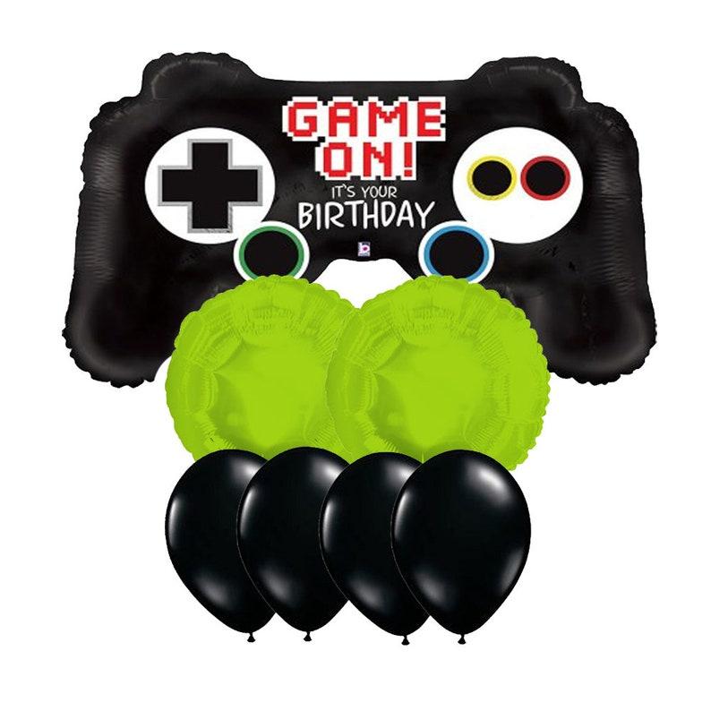 Gamer Birthday Party Xbox Remote Control