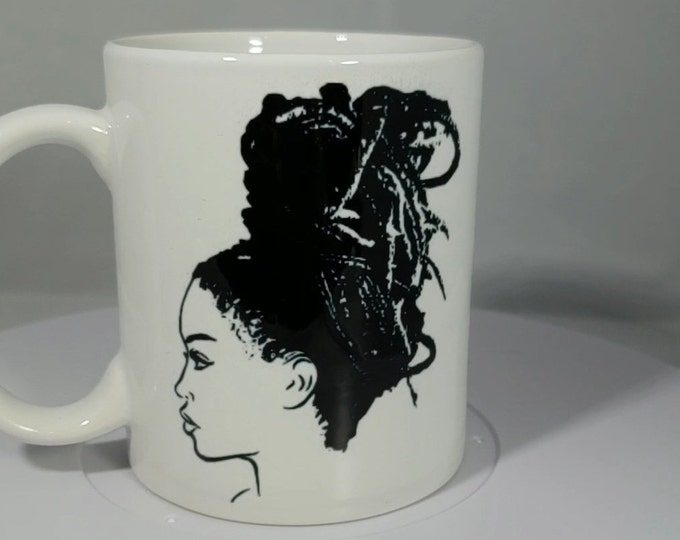 Eat, Sleep, Re-twist, Repeat Coffee Mug