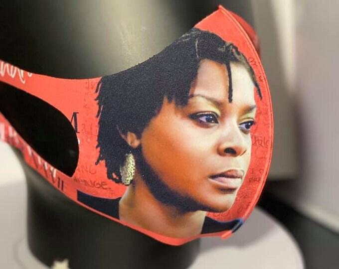 Featured listing image: Sandra Bland Mask