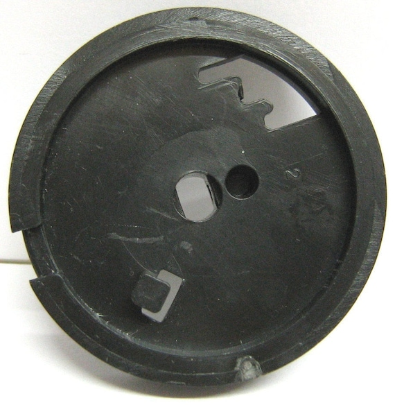 frontal analogue indicator SABA CD 100