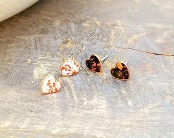 A Little Heart Earrings