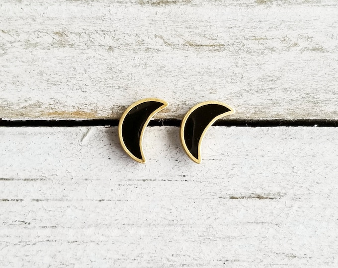 Featured listing image: Moon Studs