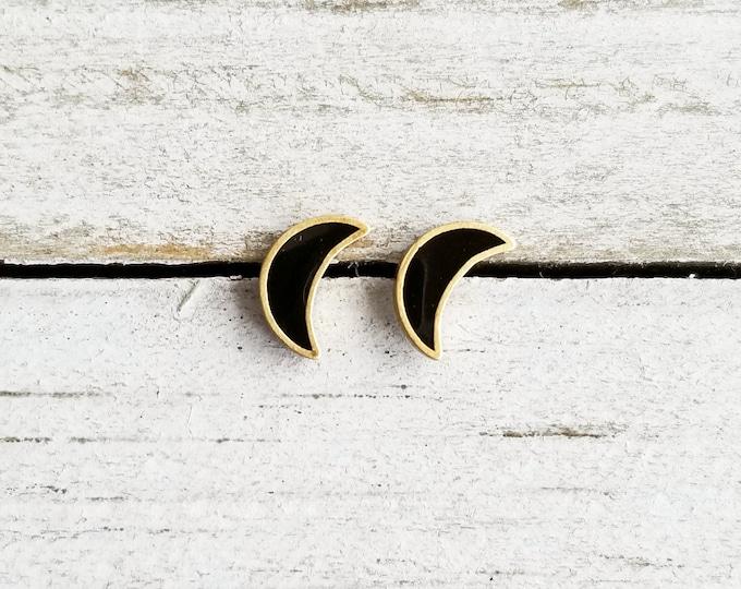 Moon Studs