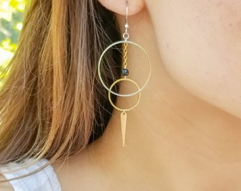 On The Edge Earrings