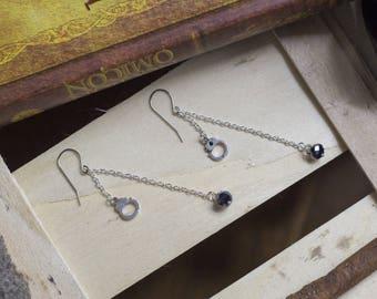 """cute pair of earrings """"chic"""""""