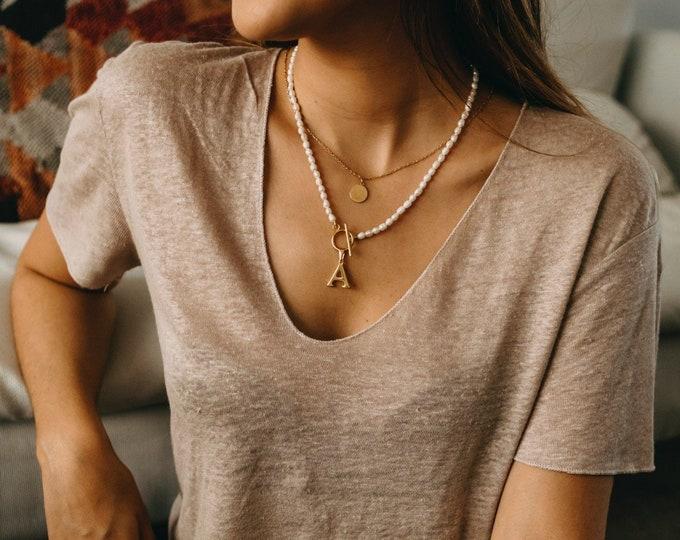 Lisboa Customized Pearl Necklace
