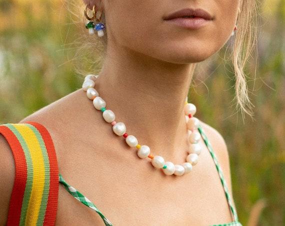 Joy Pearl Necklace