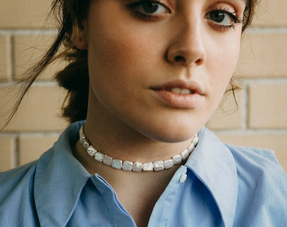 Mia Pearl Chocker