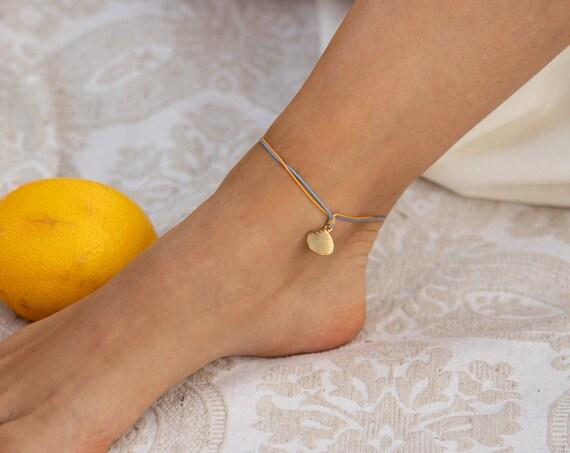 Emma Anklet