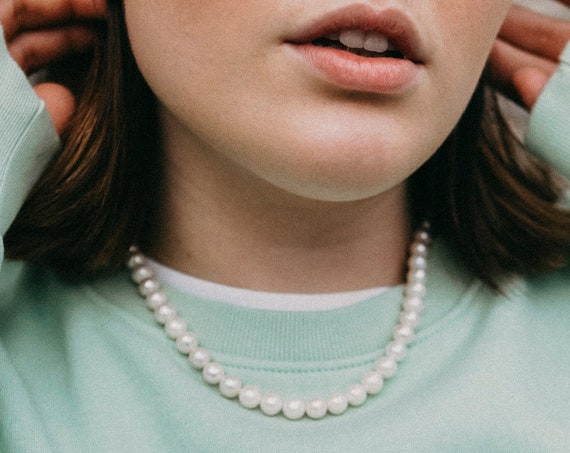 Kate Pearl Necklace