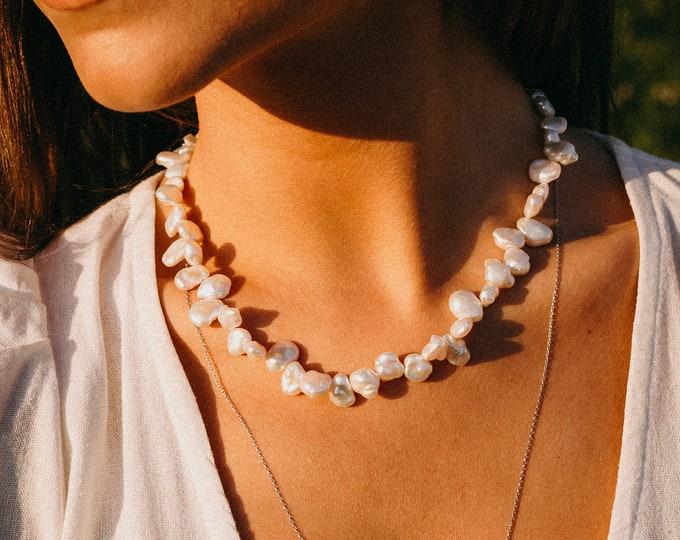 Rosalía Pearl Necklace