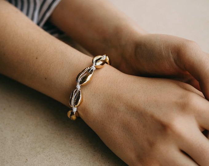 Capri Gold Bracelet