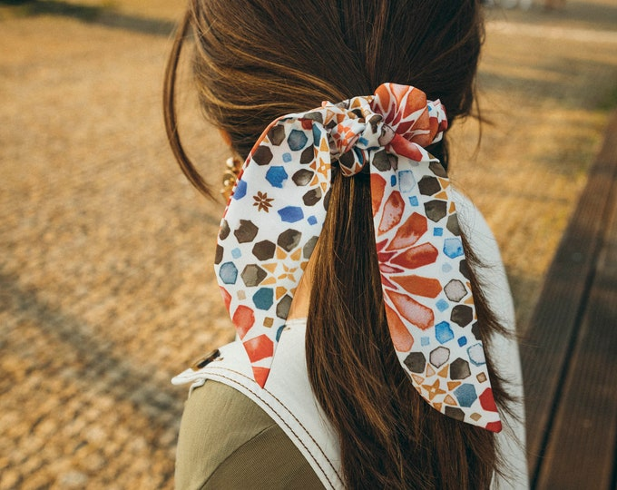 Johanna Hair Scrunchie