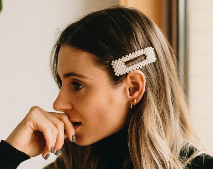 Eva hair clip