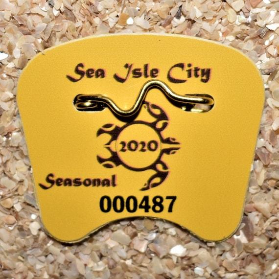 sea isle city beach tags