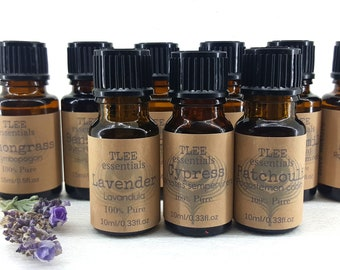 Sale SALE 100% pure essential oil blends  - aromatherapy