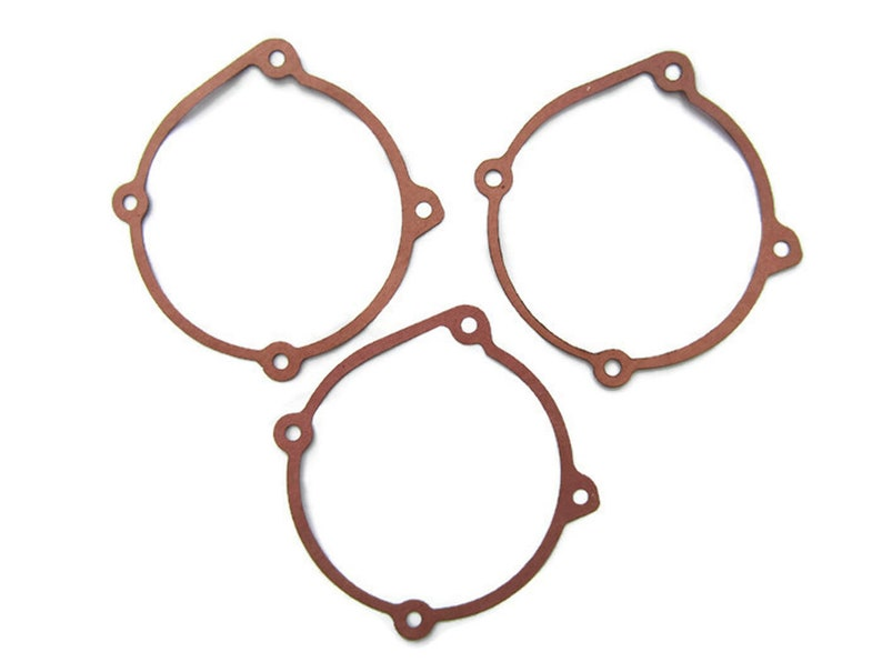 Puch Maxi Moped E50 Clutch Cover Gasket 3 PACK One Speed