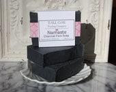 Namaste Charcoal Face Soap