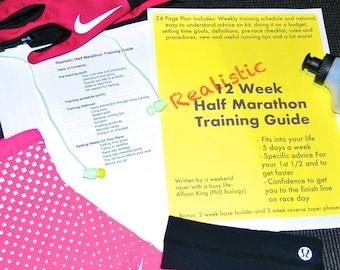 Realistic Half Marathon Training Guide