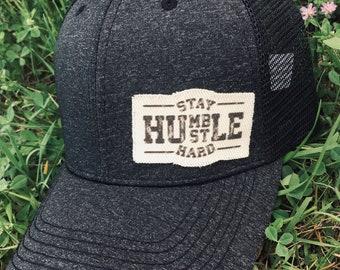 100911e4e9ca8 Stay humble Hustle Hard Hat