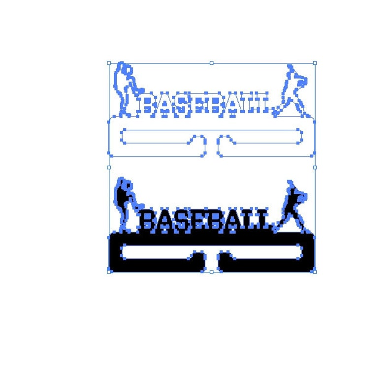 Plasma projects  Cnc plans  Cnc router plans Holder for the awards  Baseball  cnc pattern  Woodworking plans  Medals rack, Medal holder
