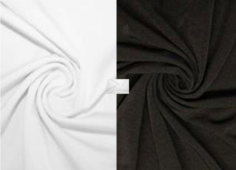 2a8970c5f3e DTY Jersey knit fabric Yummy double sided brushed   Etsy