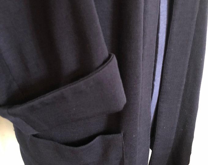 Vintage Ports International Navy cardigan/jacket