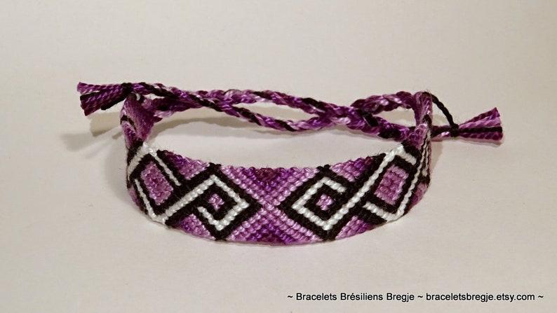 bracelet bresilien boho