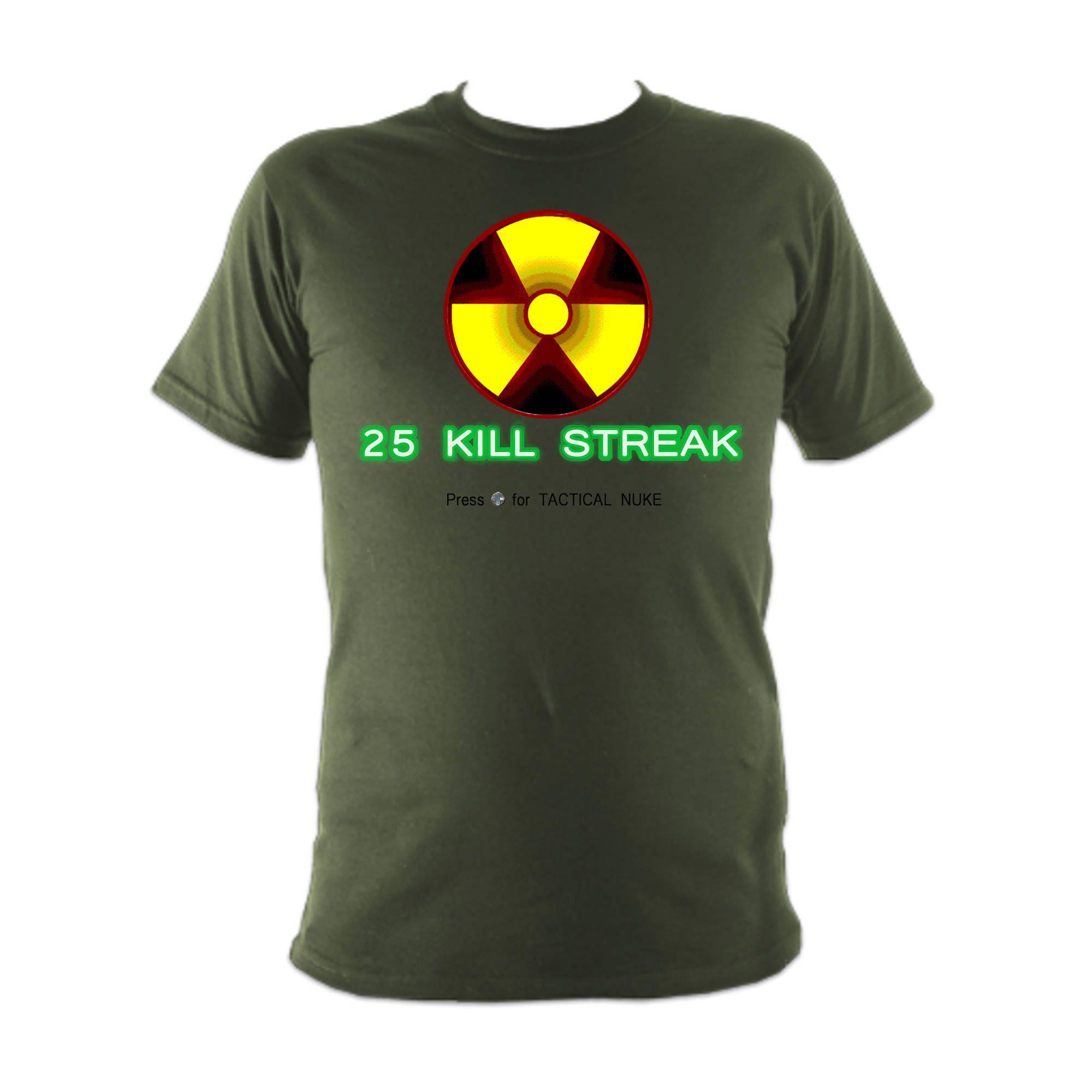 NUKE of TACTIQUE | Call of NUKE Duty Modern Warfare 2 chemise 8fd4f3
