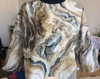 Shirt Marble
