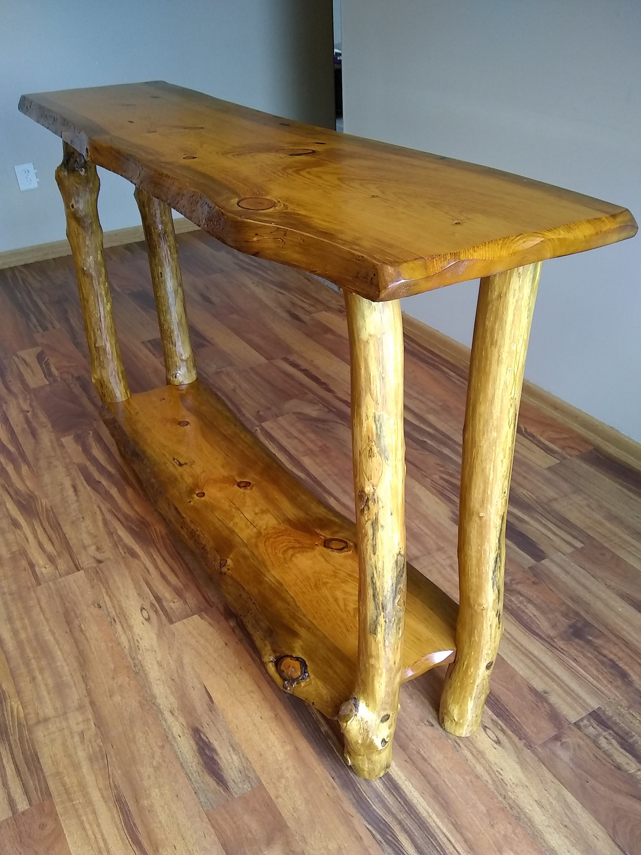 Prime Live Edge Console Table Live Edge Sofa Table Live Edge Entryway Table Console Table Hall Way Table Rustic Sofa Tabla Log Sofa Table Alphanode Cool Chair Designs And Ideas Alphanodeonline