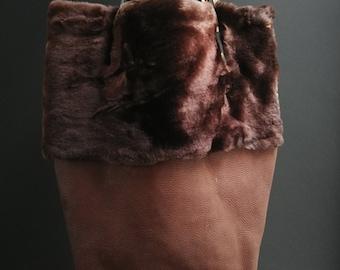Bolso piel I-189